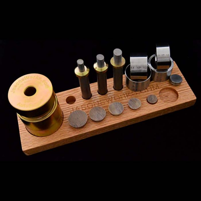 Auto Coin Ring Starter Kit - Coin Ring Tools - Jason's Works