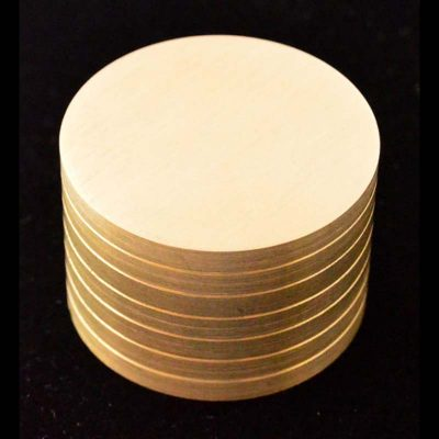 Replacement Brass Plunger - Coin Ring Tools - Jason's Works