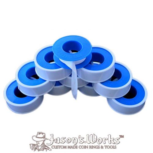 coin ring tools - jasons works - sealant tape