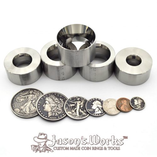 coin ring reduction dies original Jasons's Works