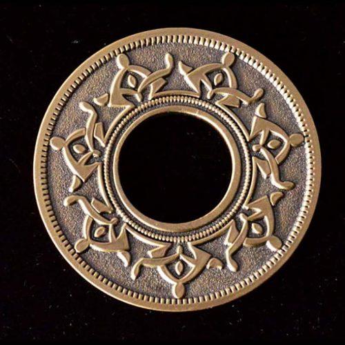 Newfoundland Replica Coin Ring Blank