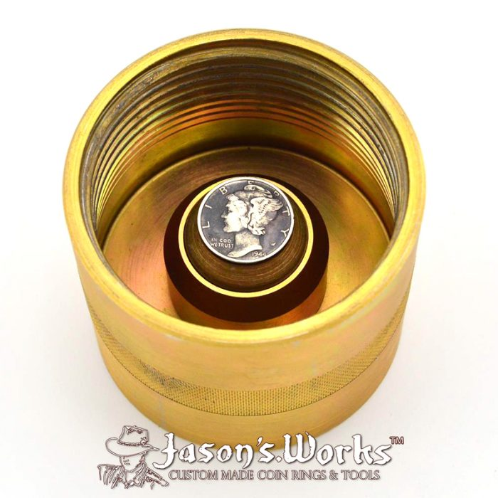 Auto Punch - Coin Ring Tools & Custom Made Coin Rings - Jason's Works