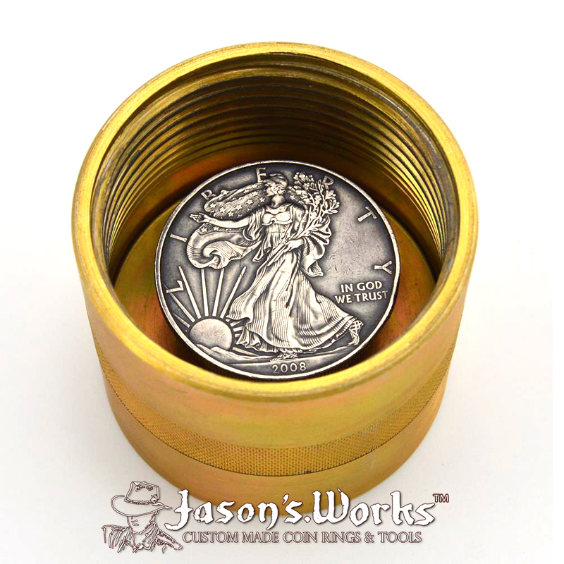 Coin Ring Auto Punch + (5) Punch / Die Combos - Jason's Works