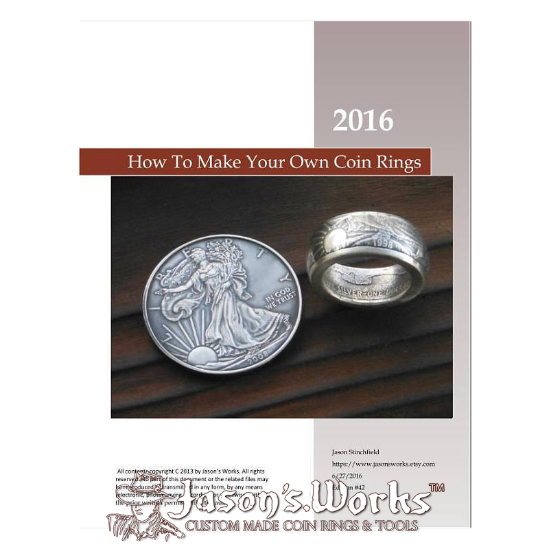 how-to-make-a-coin-ring-training-manual