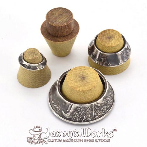 Folding Tools Stabilizer Mandrel Cone Coin Ring Making Jason's Works