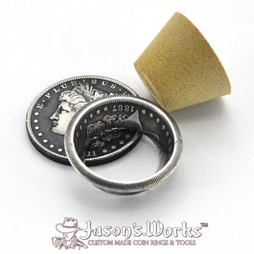 Stabilizer Folding Cone - Jason's Works - Coin Ring Tools Online