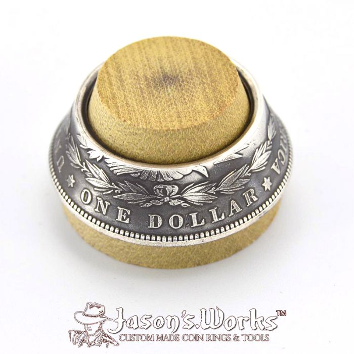 "Stabilizer Folding Cone 3/8"" - Jason's Works - Coin Ring Tools Online"