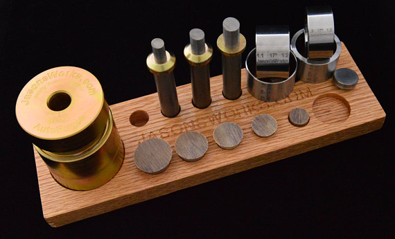 Coin Ring Tools - Jason's Works