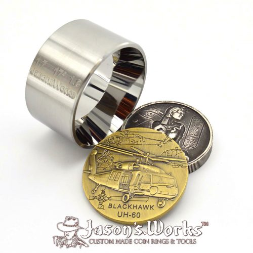 BIG BOY Folding Reduction Die - Coin Ring Tools - Jason's Works