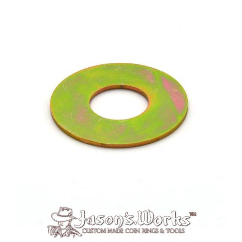 "Coin Ring Die 5/8"" Original Punch Set - Coin Ring Tools - Jason's Works"