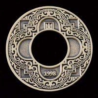 Ukrainian Replica Coin Ring Blank