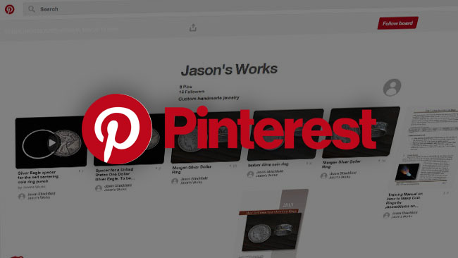 Coin Ring Tools - Pinterest - Jason's Works