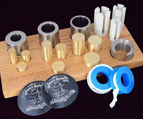 Swedish Wrap Tools - NEW! Master Swede Kit - Jason's Works