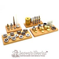 Coin Ring Tools USA Complete Set - Master Deluxe Kit - Jason's Works