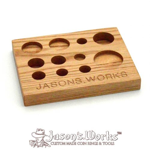 USA Coin Ring Tools - Folding & Stretching Tool Holder - Jason's Works