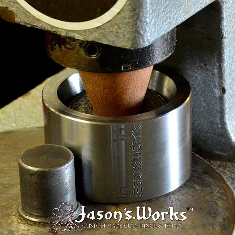 stabilizing folding cone coin ring tools jasons works