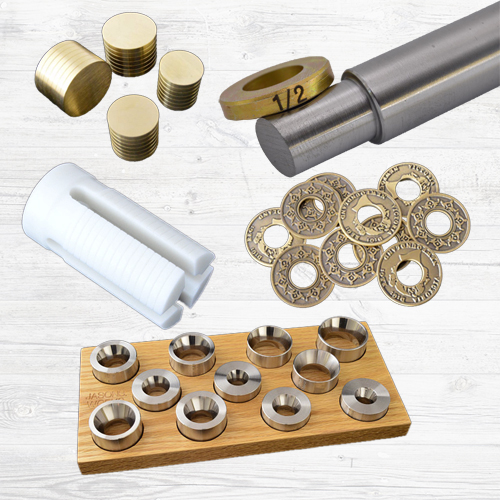 All Coin Ring Tools