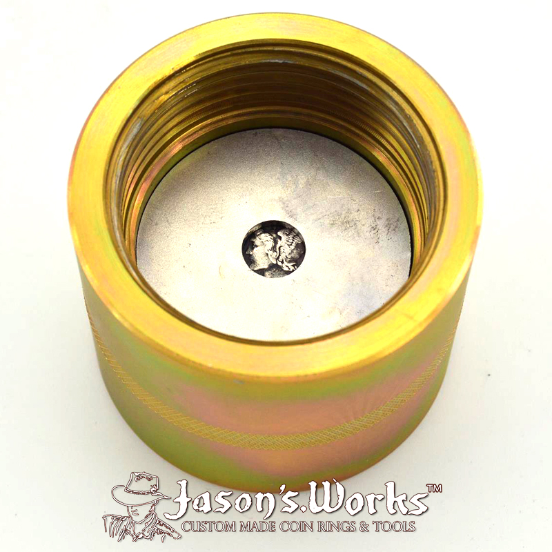 Upgrade Coin Ring Tool Kit Classic Punch - Original Jason's Works